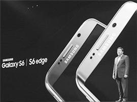 三星最美旗舰Galaxy S6 &S6 edge登陆中国